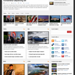Manifesto Theme from WPzoom, designed for news and article website