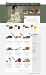 shopping wordpress theme
